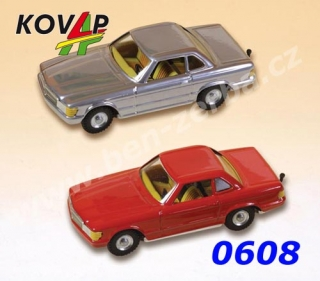 0608 KOVAP Mercedes coupe, 1:43