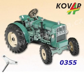 0355 KOVAP MAN AS 325 A Traktor 1:25